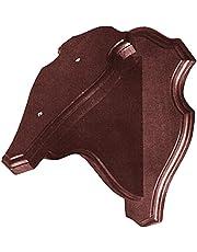 Jehn Muffel Tabla, Color marrón Oscuro, 31.5cm