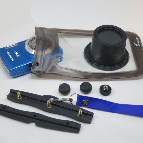 Fujifilm FinePix F710 compatible Gomadic Weatherproof Case Protection Designed Camera with Unique FloatableDesign
