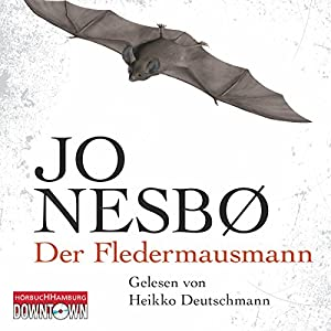 Der Fledermausmann Audiobook