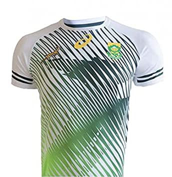 e3be68c99d6 South Africa Springboks 7s Away Jersey 2016: Amazon.co.uk: Sports & Outdoors