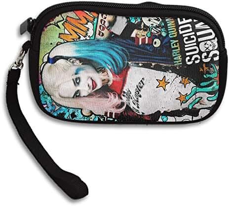 Harley Quinn Suicide Squad 2 Coin Purse Wallet Handbag