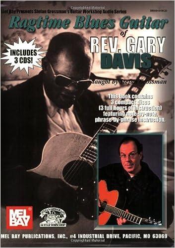 Ragtime Blues Guitar of Rev. Gary Davis (Stefan Grossman's Guitar Workshop Audio)