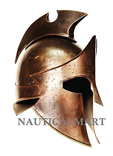 300 Rise of an Empire Spartan Warrior Helmets By (300 Spartan Costumes Replica)