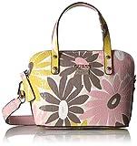 Image of GUESS Jordyn Mini Dome Satchel-Floral Multi