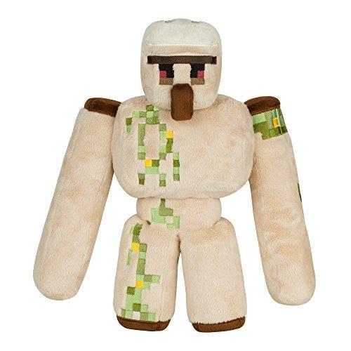 Minecraft 13.5 Iron Golem Plush Stuffed Toy