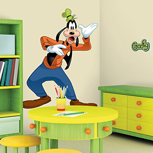 Roommates Rmk1510Gm Goofy Peel And Stick Giant Wall Decal