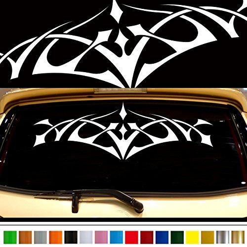 TRIBAL SUPERMAN LOGO DESIGN DECAL VINYL GRAPHIC SIDE CAR TRUCK