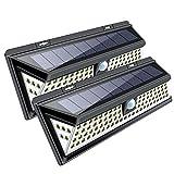 Motion Sensor Light, Mworld Solar Lights Outdoor 90 LEDs, Wireless Waterproof Security Light, Solar Lights for Garden, Patio, Yard, Driveway, Garage, Porch, Pathway