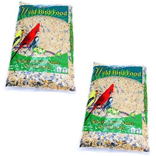 Country Blends Mixed Wild Bird Food (2 Pack)