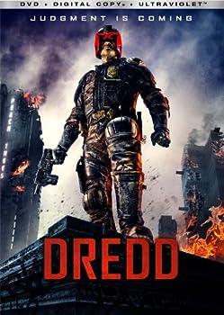 Dredd on DVD