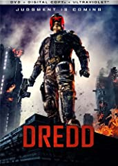 High octane sci-fi action movie with all-out, guns-blazing, bone-crushing, explosives-laden action. Based on the popular comic book character JUDGE DREDD.The future America is an irradiated wasteland. On its East Coast lies Mega City One - a ...