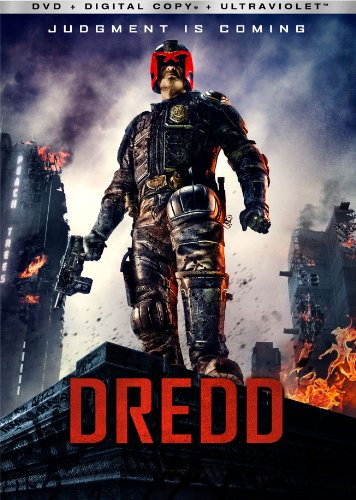 (Dredd [DVD + Digital Copy + UltraViolet])