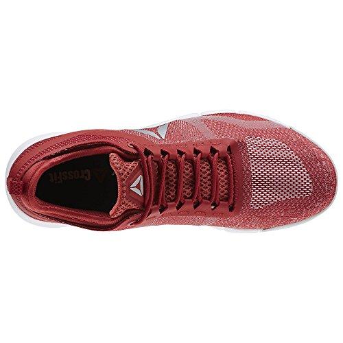 fire Reebok Collo R canyon A skull Grey wht Crossfit Sneaker Basso rosso Tr Grace slv Donna Rosso Red Coral FAwHrxOqF