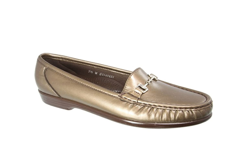 70%OFF SAS Womenu0026#39;s Metro-M Slip On Bronze Leather Loafer Shoe - Www.dudleyandsabina.com