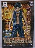 Japan Import Monkey D Luffy (One Piece DXF THE GRANDLINE MEN ONE PIECE FILM GOLD vol.1 Anime Goods prize Banpresto)