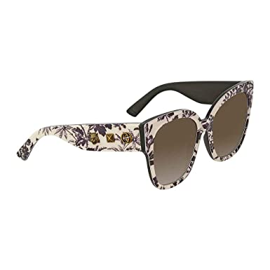 de4180ff21e Image Unavailable. Image not available for. Color  Gucci Women s Butterfly  Sunglasses