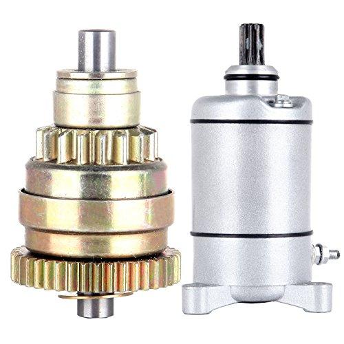 SCITOO Starters New compatible for Magnum 2X4 1995-98 425cc 325 2x4 2006-00 325cc 500 2003-99 499cc Scrambler 500 2x4 Intl 2009-07 4x4 2010-97 499cc Sportsman 335 2005-99 335cc