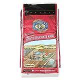 Lundberg Family Farms Organic California White Basmati Rice - Case of 25 - 1 lb.