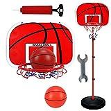 Best freestanding basketball goal - STOBOK Basketball Backboard and Hoop Set Free Standing Review