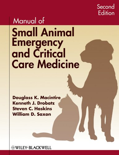 Download Manual of Small Animal Emergency and Critical Care Medicine Pdf