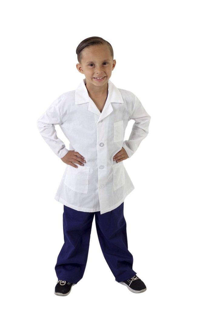 2746f496a8e7 Galleon - M M SCRUBS Super Soft Children Scrub Set And Lab Coat ...
