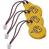 3 Pack CR2032/S7K 3V Laptop CMOS Battery for IBM Lenovo Thinkpad 570 570E 570X 570Z A20 A20P A20M A21 A21E A21M A21P A22 A22M A22P A23 A30 A30P A31P T20 T21 T22 T23 T30 T40 T41 T42 T43 R40 R40e R50 R50e R50p R51 R52 X30 X31 X32 300 400