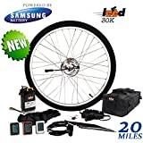 Electric Bike Conversion Kit / Li-ion 10.4 Ah Included 24V 250W Front Wheel