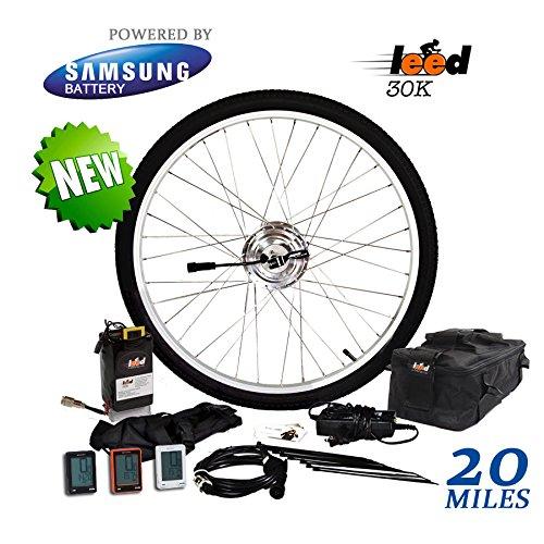 Electric Bike Conversion Kit/Li-ion 10.4 Ah
