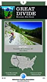 Great Divide Mountain Bike Route #1: Roosville, Montana - Polaris, Montana (542 Miles)
