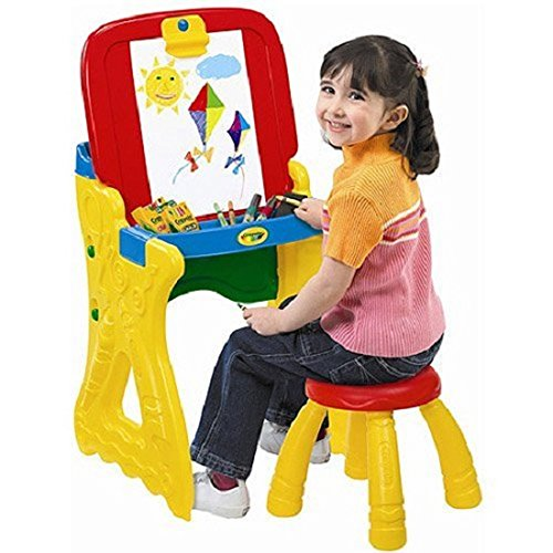 Crayola Play 'N Fold 2-in-1 Art (Crayola Art Easel)