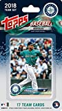 Seattle Mariners 2018 Topps Factory Sealed Special Edition 17 Card Team Set with Felix Hernandez and Robinson Cano Plus