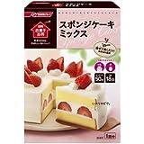 お菓子百科 スポンジケーキミックス 200g