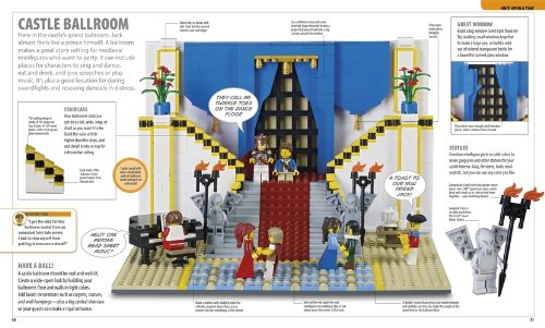 LEGO Play Book: Ideas to Bring Your Bricks to Life by DK Publishing Dorling Kindersley (Image #5)