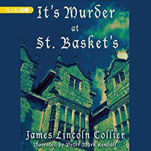 It's Murder at St. Basket's Audiobook
