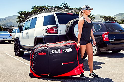 Flash Sale! Speed Hound FREEDOM Road and Mountain Bike Travel Bag/Case by Speed Hound (Image #5)