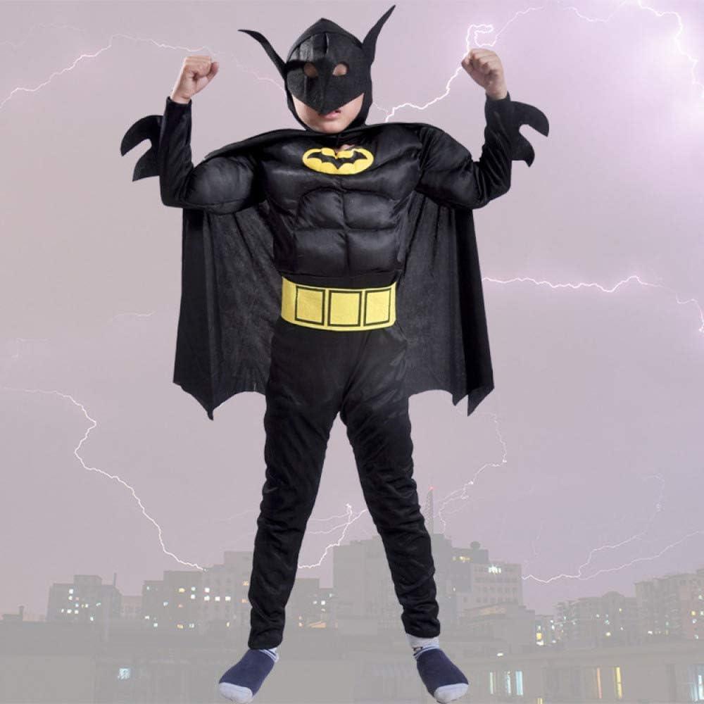 BLOIBFS Batman Cosplay Disfraz Músculos Disfraces Disfraces ...