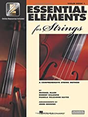 (Essential Elements for Strings). (Essential Elements for Strings and Essential Elements Interactive are fully compatible with Essential Elements 2000 for Strings) Essential Elements for Strings offers beginning students sound pedagogy and en...