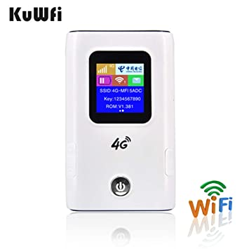 Travel Partner 4G LTE Wireless 4G Router power bank Wi-fi Router With SIM slot