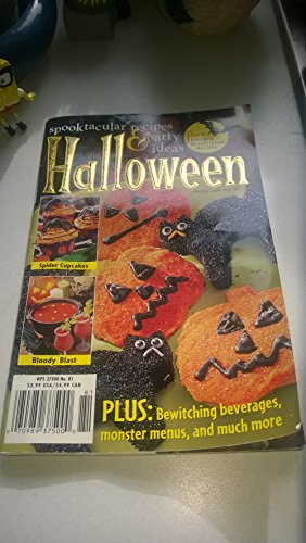 SPOOKTACULAR RECIPES AND PARTY IDEAS -