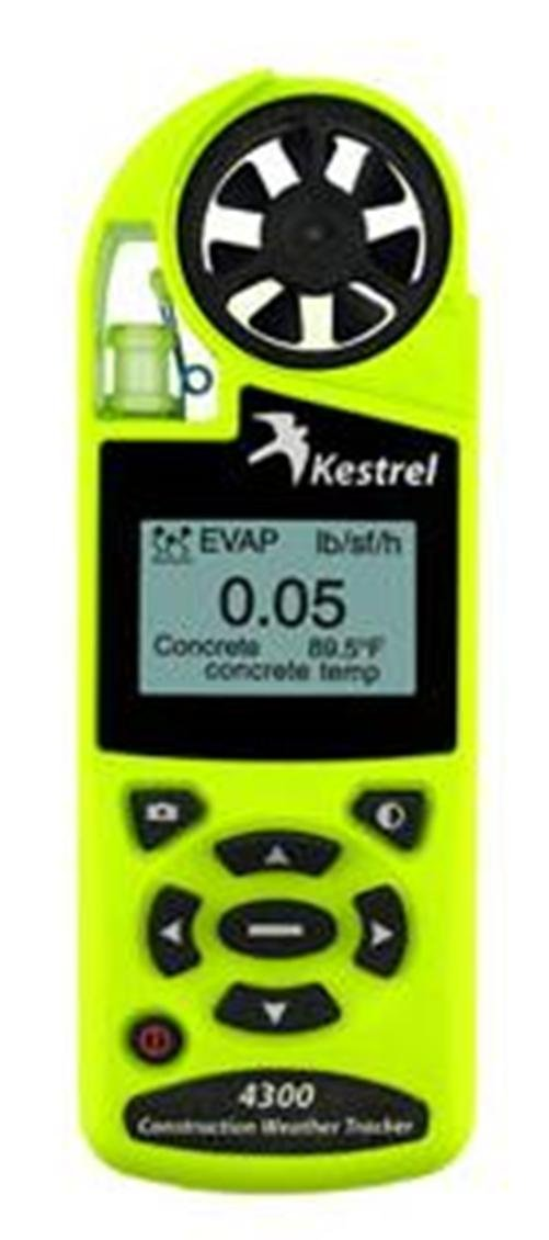 ケストレル - 4300建設天気トラッカー   B001JEPK4W