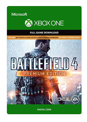 Battlefield 4: Premium Edition - Xbox One Digital Code