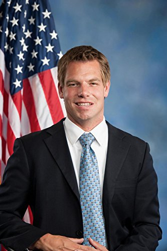 Gifts Delight Laminated 18x27 Poster: Eric Swalwell, Official Portrait, 113th Congress