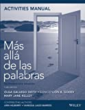 Activities Manual to accompany Mas alla de las palabras: Intermediate Spanish, 3e with lab audio registration card