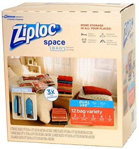 Ziploc Space Bag Dual Saver product image