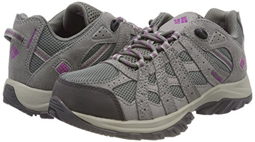 Canyon Pointure 41 Gris Intense Violet Columbia charcoal Multisport Chaussures Imperméable 5 Femme Point 1xwnn4v6IF