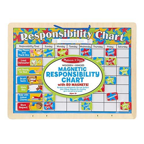 Melissa Doug Magnetic Responsibility