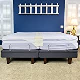 ExceptionalSheets Easy King Bed Doubler – Turns Two Twin Beds to A King