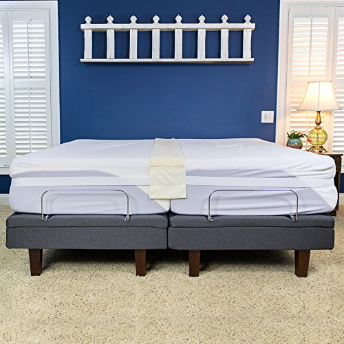 exceptionalsheets easy king bed doubler turns two twin beds to a king bedroom store. Black Bedroom Furniture Sets. Home Design Ideas