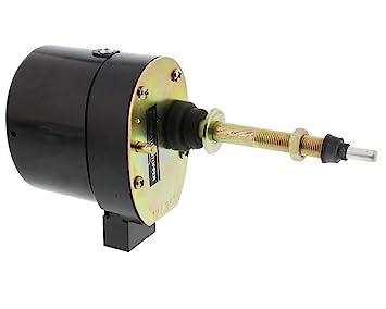 Motor de limpiaparabrisas universal 12 V 85 °