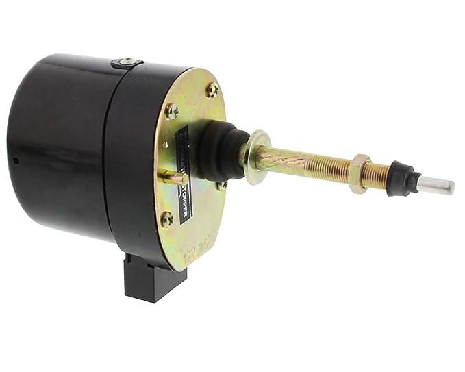 Universal Scheibenwischermotor 12V 85°: Amazon.de: Auto